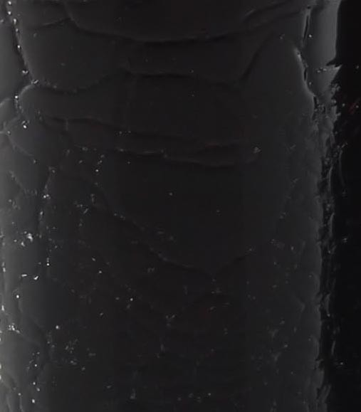 noir craquelé